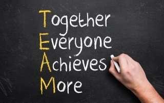Team Building e Team Coaching