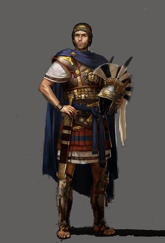 Alessandro Magno Leader