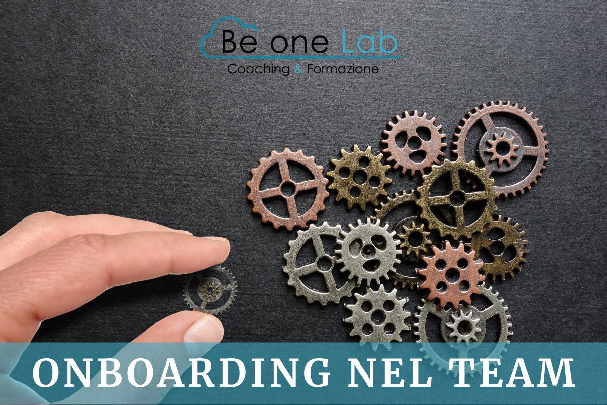 Onboarding nel team aziendale