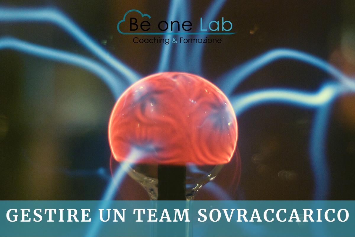 team sovraccarico di lavoro Luca Bertuccini